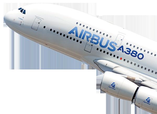 mecanizado airbus